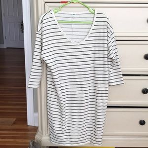 T-shirt dress from Old Navy.